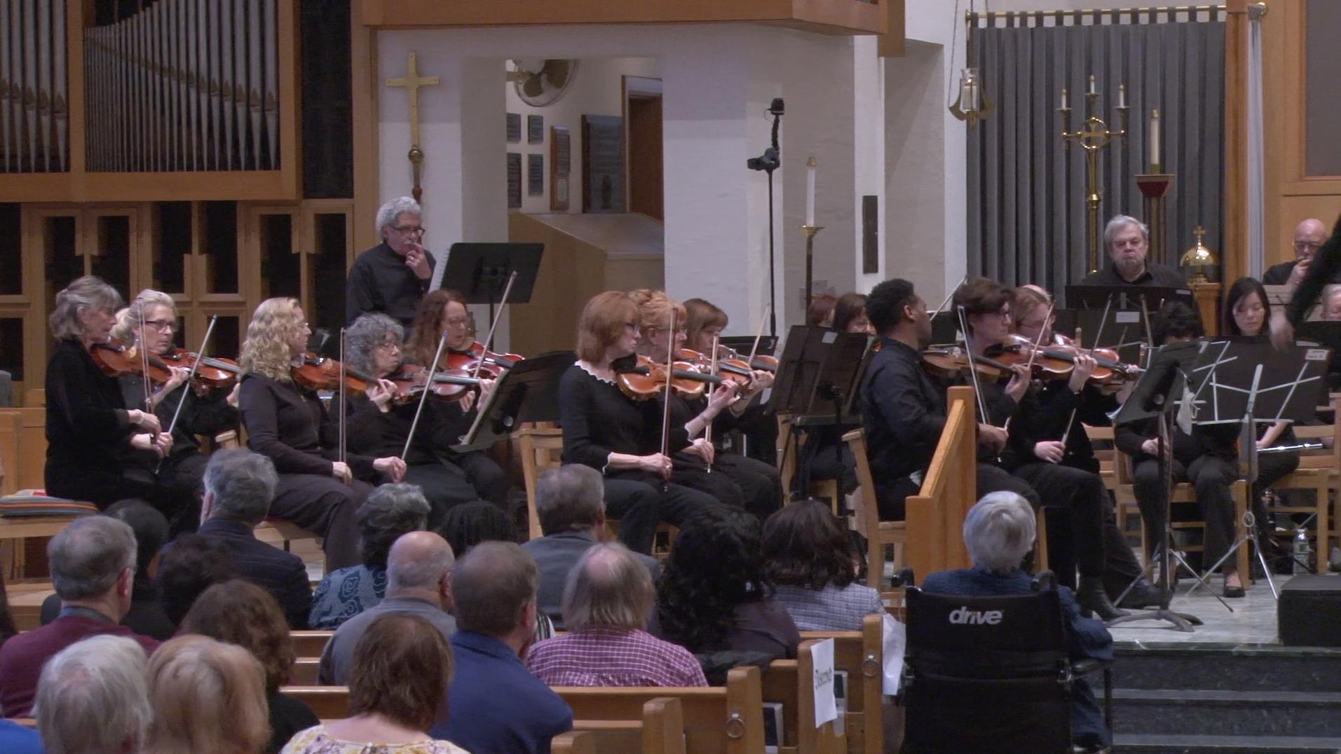 Island Symphony Orchestra, ISO, Bach Festival Nassau County New York