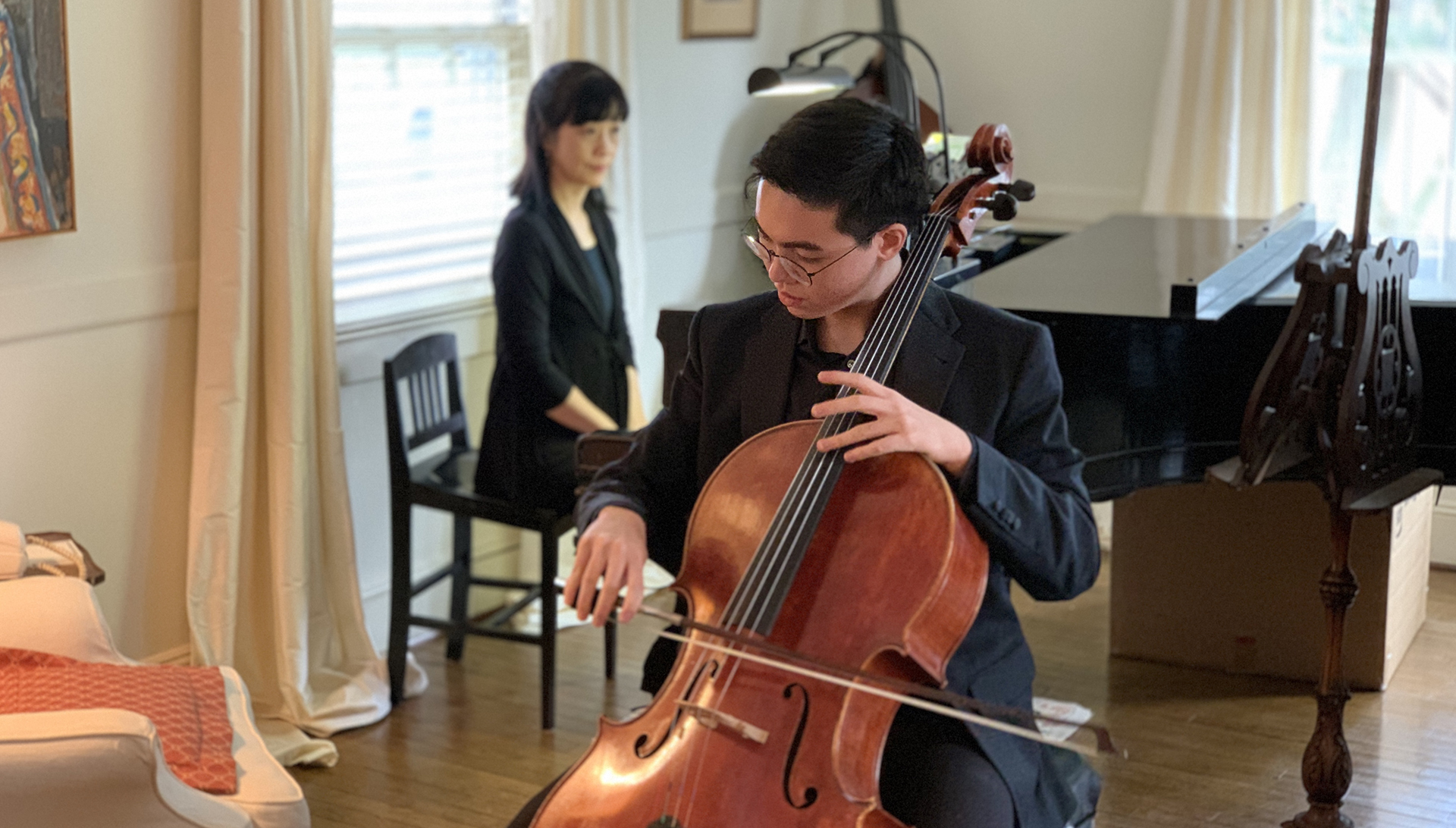 Dylan Shih Wu is a 15 year old Island Symphony Orchestra Winner